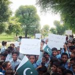 Kashmir is being celebrated all over the world including pakistan today