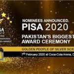 PISA2020 # Pakistan International Screen Awards Show Highlights