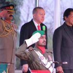 Turk President Recep Tayyip Erdo -an Arrived in Pakistan on two day official visit