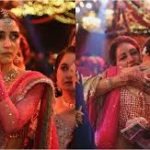 Maya Ali's heartfelt letter to her late father at her brother's wedding