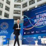 IMF announces $ 50 billion in aid to combat coronavirus