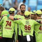 Lahore Qalandars defeated Peshawar Zalmi by 5 wickets