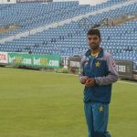 LONDON: National cricket team's contract with league spinner shadab khan has been canceled