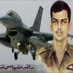 Karachi The 49th Martyrdom Day of Rashid Minhas in being celebrated today