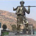 Historical figure Ajab Khan Afridi