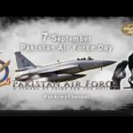 Air Force Day is being celebrated with national enthusiasm all over the country today