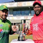 Zimbabwe cricket team's corona test results came
