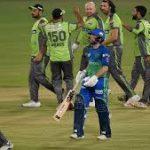 Lahore Qalandars reach final, Multan Sultans defeated