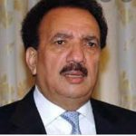 ISLAMABAD: Former Federal Interior Minister Rehman Malik has revealed that huge funding has been received from India and Afghanistan to create political instability in Pakistan.
