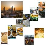 Famous dishes of Lahore city.