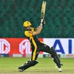 Karachi: Peshawar Zalmi defeated Islamabad United by 6 wickets in the tenth match of Pakistan Super League.