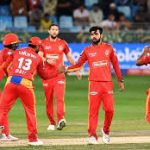 Karachi: In the sixth match of Pakistan Super League (PSL 6), Islamabad United defeated Karachi Kings by 5 wickets.