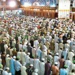 ISLAMABAD: Due to the Karuna epidemic Taraweeh prayers in Ramadan will be fully arranged under SOPs.