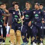 Karachi: Quetta Gladiators defeated Multan Sultans by 22 runs in Pakistan Super League (PSL) match.