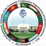 Economic Cooperation Organization ECO.
