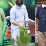 ISLAMABAD: All Pakistanis should get ready for the biggest tree planting campaign in history.