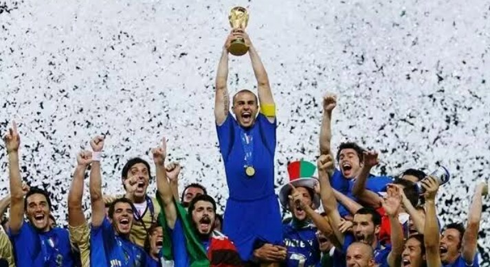 Eurocup: Italy became the new football champion.
