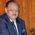 Karachi: Former President Mamnoon Hussain has passed away due to illness.