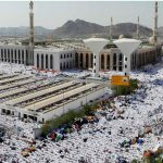 Pilgrims will arrive in the tent city of Mina today to perform the Hajj rituals.