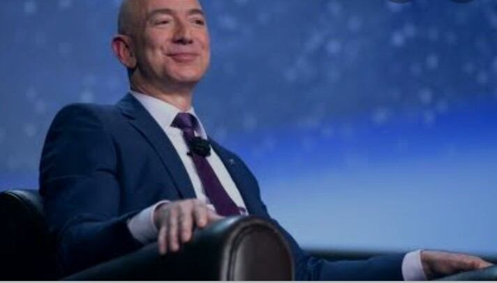 The world's richest man Jeff Bezos has fulfilled his dream of going into space.