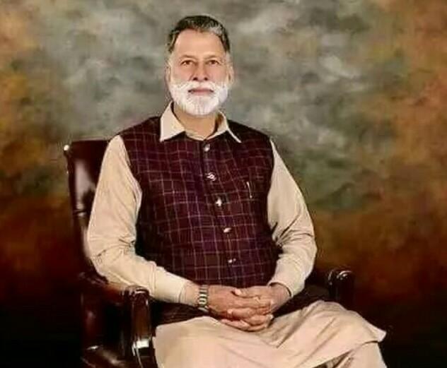 PTI finalizes Abdul Qayyum Niazi's name for Azad Kashmir PM.