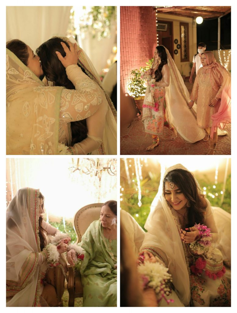 Karachi Pakistan Showbiz Industry's famous beautiful actress Areeba Habib got engaged.