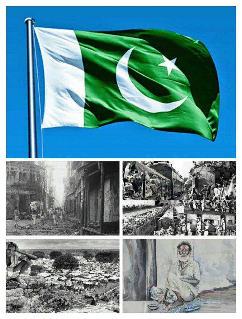 After establishment of the Pakistan.