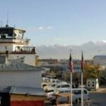 The Taliban also seized the most important prison at Bagram Air Base, an Afghan Taliban spokesman said۔