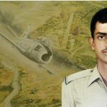 Karachi Pakistan Air Force pilot Rashid Minhas Nishan Haider's 50th day of martyrdom.