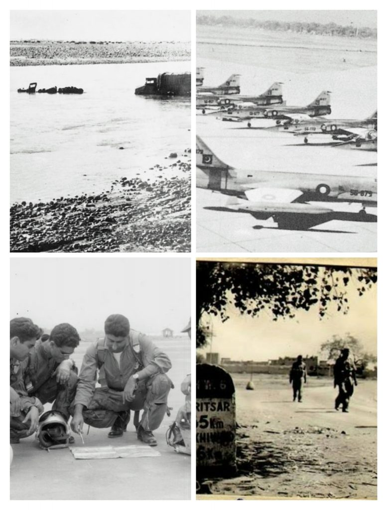 6 September is of great military and geographical importance in the history of Pakistan.